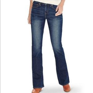 Levis 415 Relaxed Bootcut Jeans, sz 29